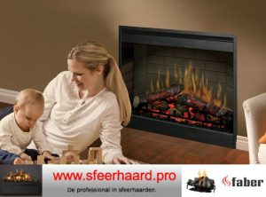 Dimplex DF2608 - Firebox 650 sfeerhaard